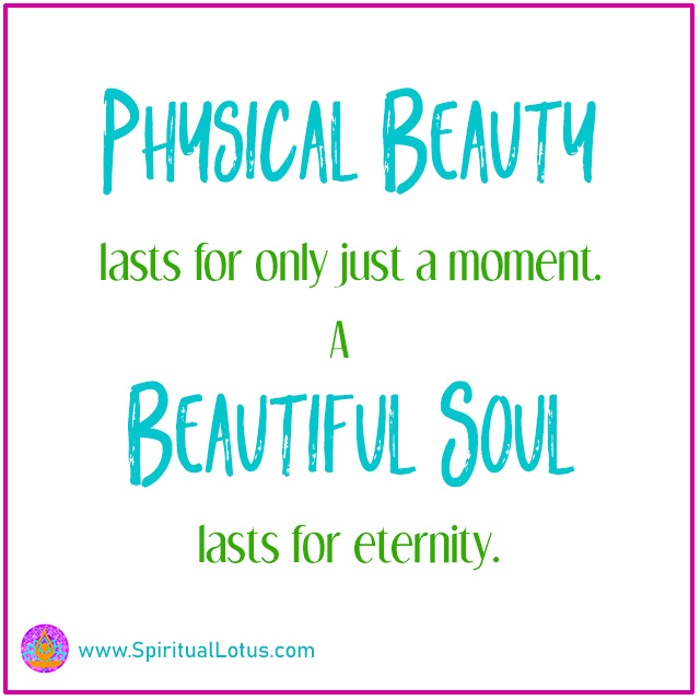 Physical Beauty Quote
