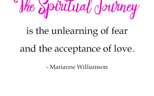 The Spiritual Journey Quote