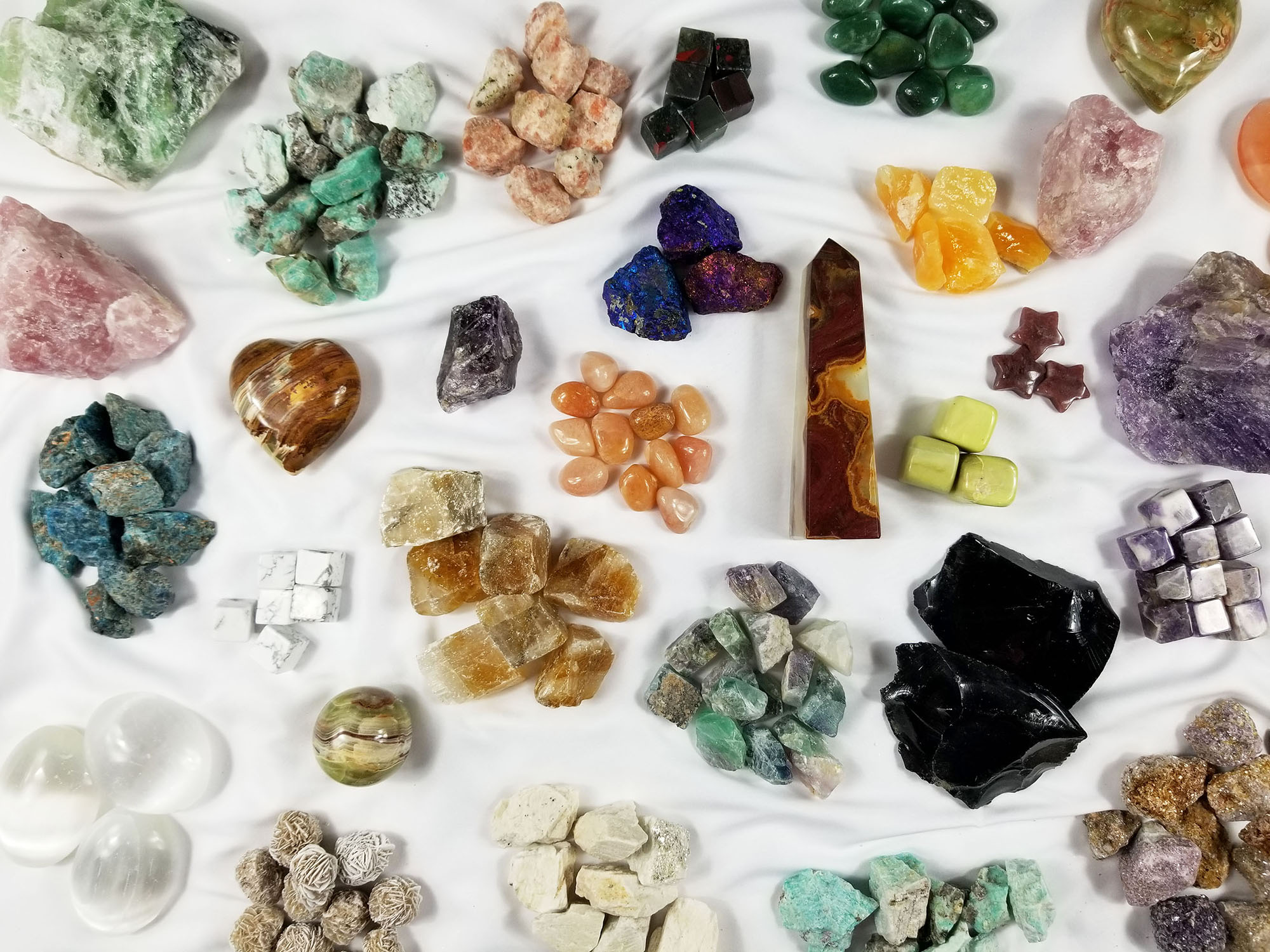 Black Owned Crystal Store